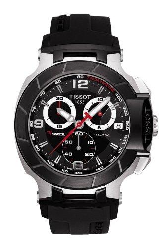 Tissot T-Race T-Sport para Hombre Reloj de Cuarzo t048, 417,27,057,00: Amazon.es: Relojes