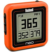 Bushnell Neo Ghost Golf GPS Preloaded W/Worldwide Mapping