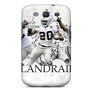 New Anoloy5467 Super Strong Oakland Raiders Tpu Cases Covers For Galaxy S3