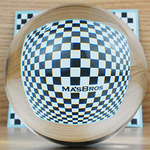 MasBros 80mm/3.15'' LensBall Pro K9 Clear Crystal Ball Glass Ball Photography Accessory by MasBros (Image #5)