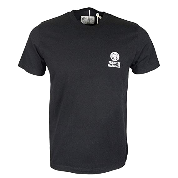 Franklin & Marshall - Camiseta de algodón con Cuello Redondo para ...
