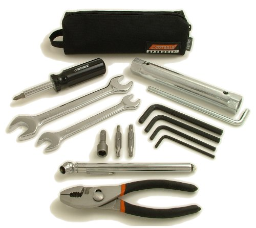 Metric Motorcycle Tool Kit - 4