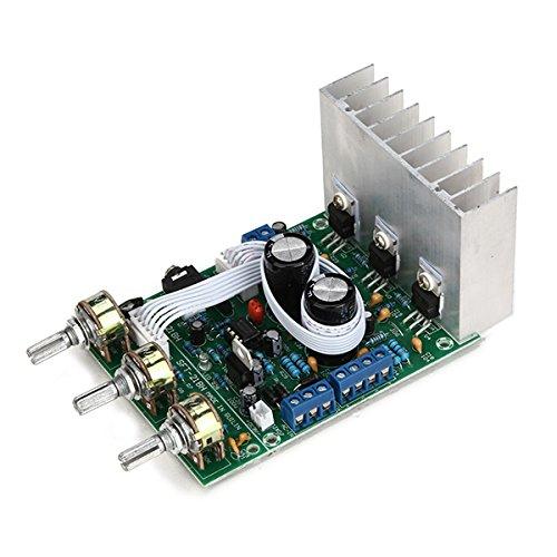 Bluelover Tda2030A Subwoofer Placa Amplificador 2, 1 3-Channel Compatible Lm1875