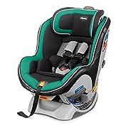 Chicco NextFit iX Zip Air Convertible Car Seat, Surf