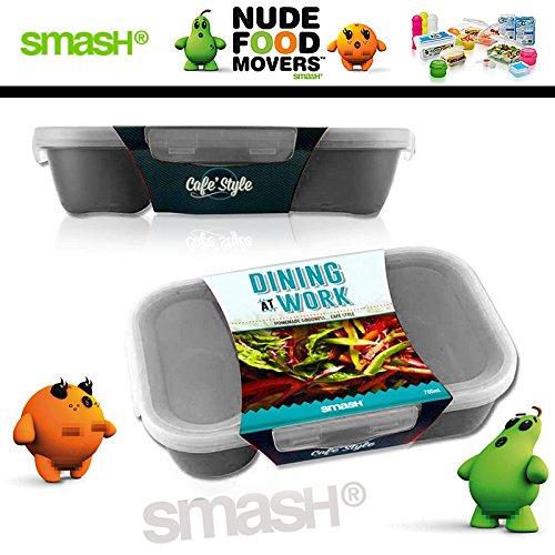 Smash Nude Food Movers – Lunch Box: Amazon.es: Hogar