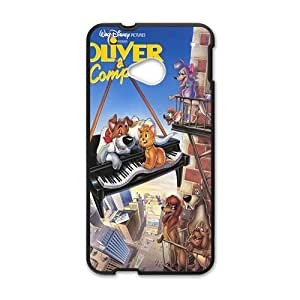 Happy Oliver and company Case Cover For HTC M7