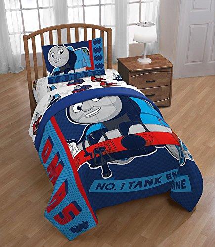ne 4pc Twin Comforter and Sheet Set ()