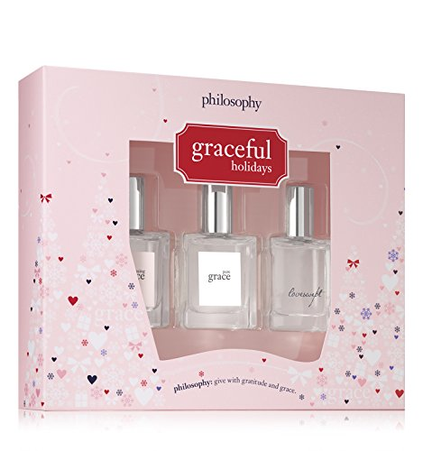 - Philosophy Graceful Holidays Fragrance Collection