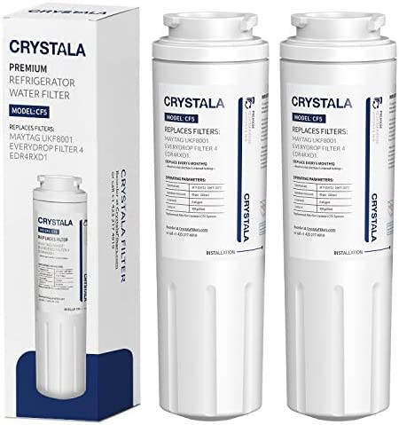 Compatible Refrigerator UKF8001AXX Crystala Filters product image