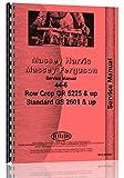 Massey Harris 44 Tractor Service Manual