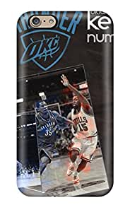 Kishan O. Patel's Shop oklahoma city thunder basketball nba NBA Sports & Colleges colorful iPhone 6 cases 1252027K259387538