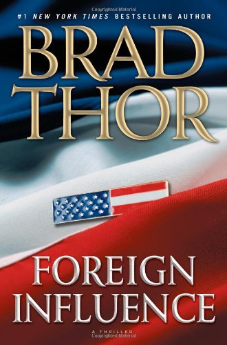 brad thor books in reading order