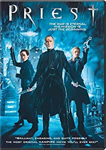 Priest [DVD, 2011]