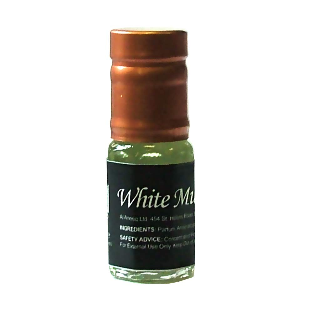 Al Aneeq White Musk Perfume Oil
