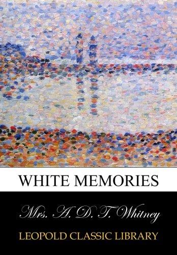 White Memories pdf epub