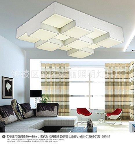 Yan Semplice led plafoniere Luci di casa soggiorno moderno elegante ...