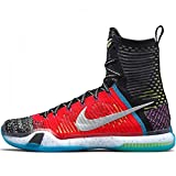 Nike Kobe 10 Elite Best Deals - Nike Mens Kobe X Elite SE, WHAT THE KOBE-MULTI-COLOR/REFLECTIVE SILVER, 10 M US