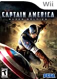 Captain America - Wii Standard Edition