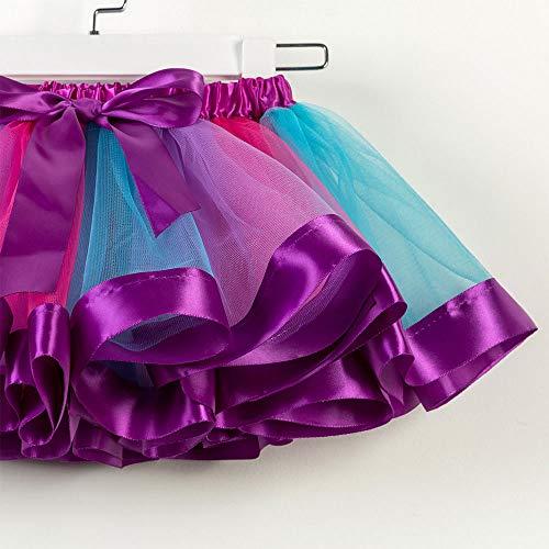 Ensemble Cheveux 11t En Arc Violet Tutu Performance À Maillot Ballet Arc 2 Enfants Princesse Jupe Vovotrade Cheveux En Accessoires Épingle Hqa7Sn
