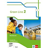 Green Line 2. Ausgabe Bayern: Workbook mit 2 Audio-CDs und Übungssoftware 6. Klasse (Green Line. Ausgabe für Bayern ab 2017)