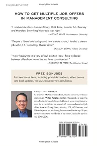 Victor Cheng Consulting Resume Toolkit Download - twnctry