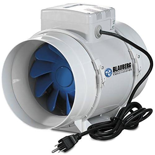 Blauberg Inline Mixed Flow Fan, 10-Inch durable modeling