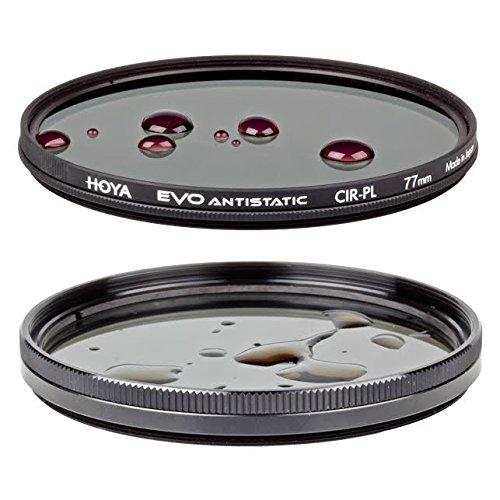 Hoya 82mm EVO Antistatic Circular Polarizer Filter by Hoya