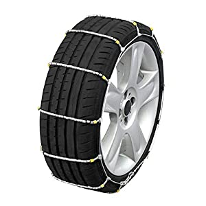 Quality Chain Cobra Cable Passenger Snow Traction Tire Chains (1038)