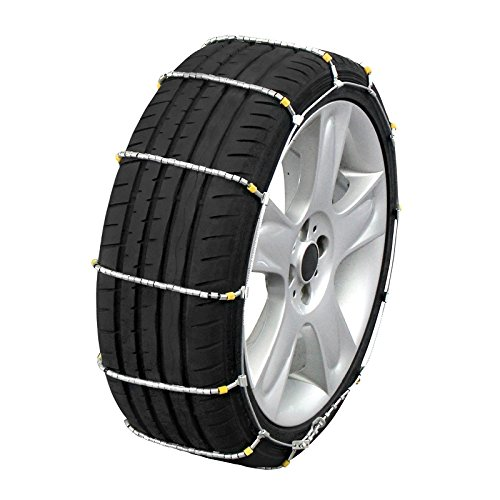 Quality Chain Cobra Cable Passenger Snow Traction Tire Chains (1038) (1998 Bmw 528i Tires compare prices)