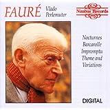 Gabriel Fauré : Oeuvres pour piano
