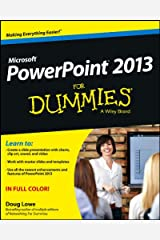 PowerPoint 2013 For Dummies Kindle Edition