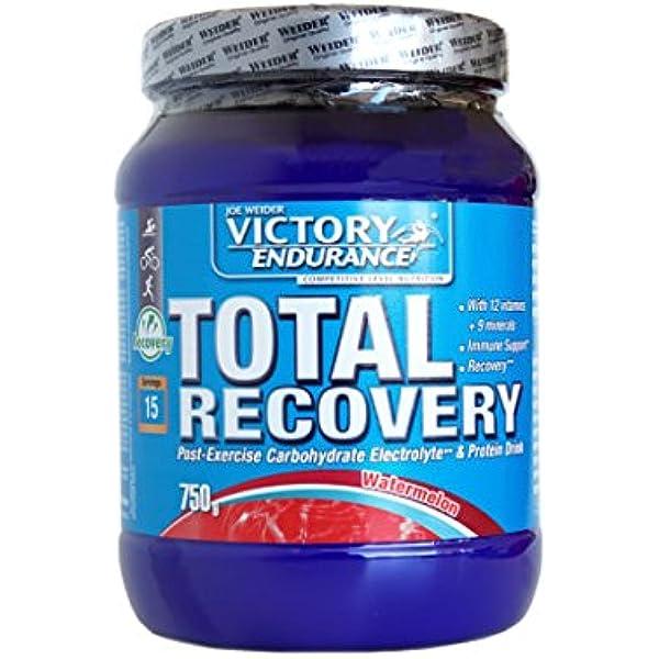 Victory Endurance Total Recovery - 750 gr Naranja-Mandarina ...