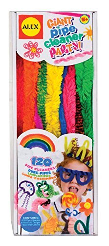 ALEX Toys Craft Giant Pipe Cleaner Party by ALEX Toys by ALEX Toys