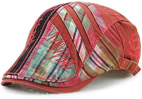 Resorte del Algodón De La Boina Nuevo Patrón Sombreros Hombre De ...