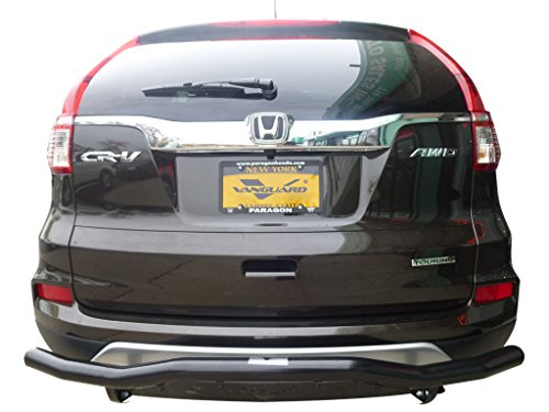 VANGUARD 2012-2016 Honda CRV Rear Bumper Guard Single Tube B/K (Honda Crv Rear Bumper Guard compare prices)