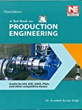 Jhar Product A Text Book on Production Engineering /old book as per latest syllabus