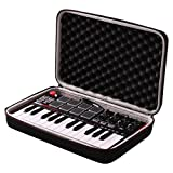 LTGEM EVA Hard Case for Akai Professional MPK Mini MKII 25-Key USB MIDI Controller
