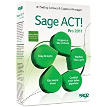 Sage ACT! Pro 2011 Multi-User Edition