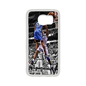 High Quality -ChenDong PHONE CASE- For Samsung Galaxy S6 -Kevin Durant wallpaper-UNIQUE-DESIGH 8