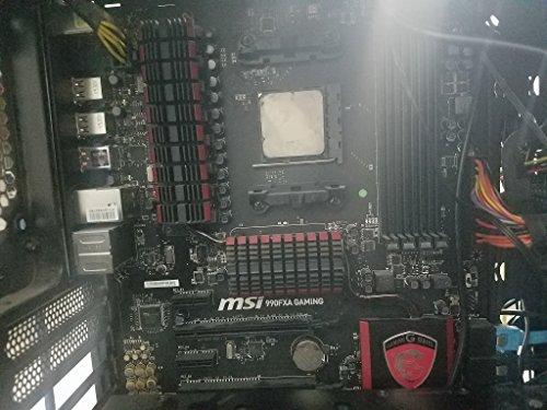 MSI Motherboard 990FXA GAMING AMD 990FX/SB950 DDR3 PCI-