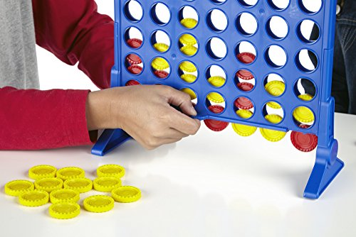 Hasbro Connect 4 Game (Discontinued by manufacturer)