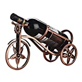 He Xiang Firm Wrought iron wine rack decoration home accessories wine rack creative retro wine cabinet display