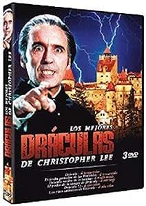 Los mejores dráculas de Christopher Lee [DVD]