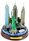 New York City Skyline Architecture Model