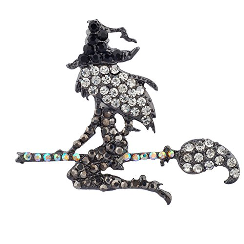 [Lux Accessories Witches Brew Brooch] (Glamour Witch)