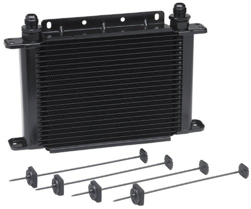 Cooler C2500 Suburban Gmc Oil - Hayden Automotive 778 Rapid-Cool 37mm Heavy Duty Engine/Transmission Cooler