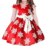 IBTOM CASTLE Baby Toddler Girls Princess Christmas Year Holiday Pageant Party Wedding Bridesmaid...