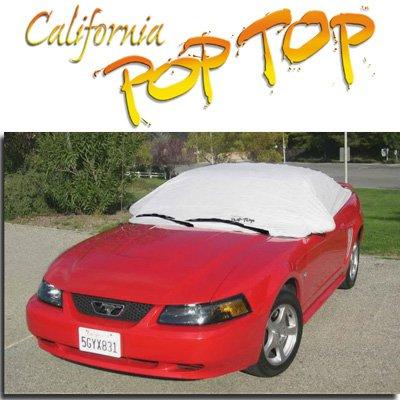 (1994 - 2004 Ford Mustang DuPont Tyvek PopTop Sun Shade, Interior, Cockpit, Car Cover __SEMA 2006 NEW PRODUCT AWARD WINNER__)