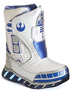 Star Wars R2D2 Kids Cold Weather Boots