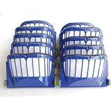 SHP-ZONE 10 x Aero Vac Filter for iRobot Roomba 500 600 Series 536 550 551 620 650 Vacuum Cleaner Accessory